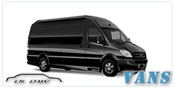 Van rental and service in Manhattan