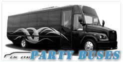Manhattan Party Buses in New York
