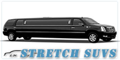 Wedding limousine in Manhattan, NY