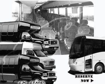 Manhattan Bus rental 36 passenger