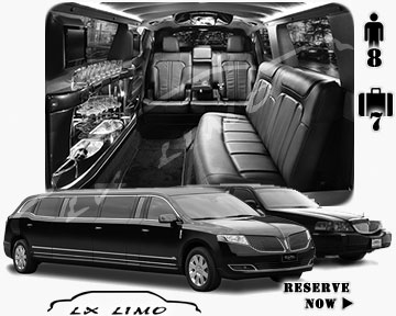 Limo from Manhattan airport