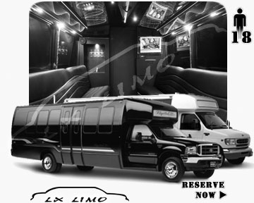 Manhattan Party Bus party Bus | 18 passenger PartyBus in Manhattan