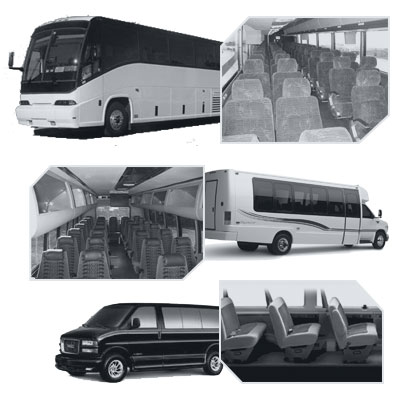 Manhattan Coach Bus rental