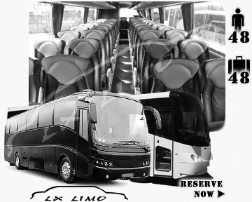 Manhattan coach Bus for rental | Manhattan coachbus for hire