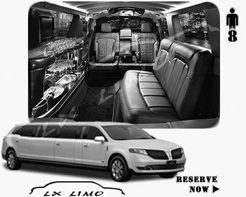 Stretch Limo for hire in Manhattan